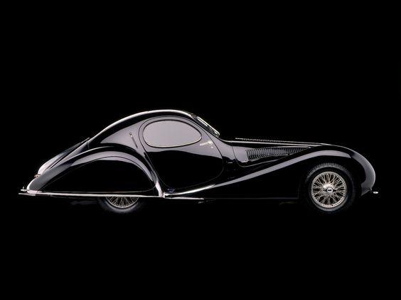 1937 Talbot-Lago T150C SS 'Goutte d'Eau'