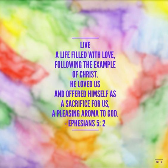 Live a Life Filled with Love❤️