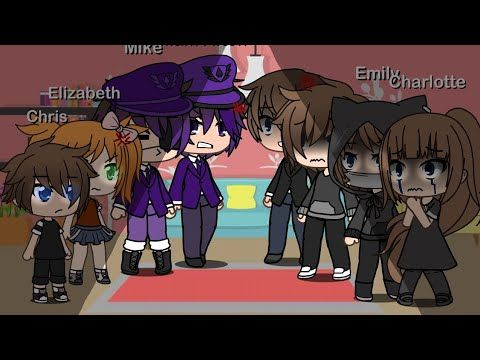 Afton Family Meets William S Family Ep 1 Youtube In 2020 Afton William Afton Family Meeting