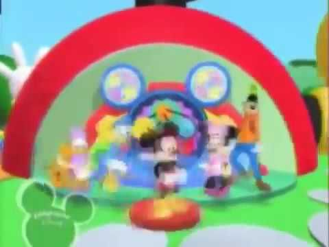 Mickey Mouse Clubhouse Hot Dog Song In Reversed Speeded Up