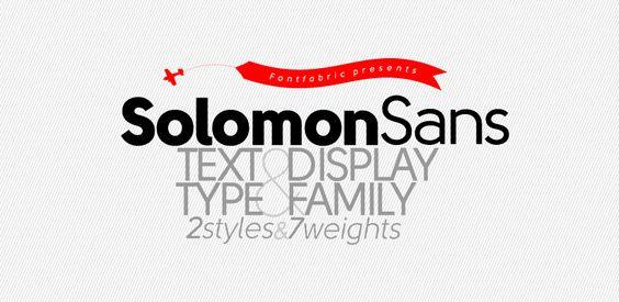 505字体 - 类型线束3由FontFabric - HypeForType字体店