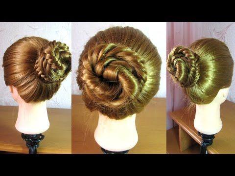 Chignon Facile A Faire Soi Meme Tuto Coiffure Simple Et Rapide Cheveux Long Youtube Chignon Facile A Faire Chignon Facile Coiffure Simple Et Rapide