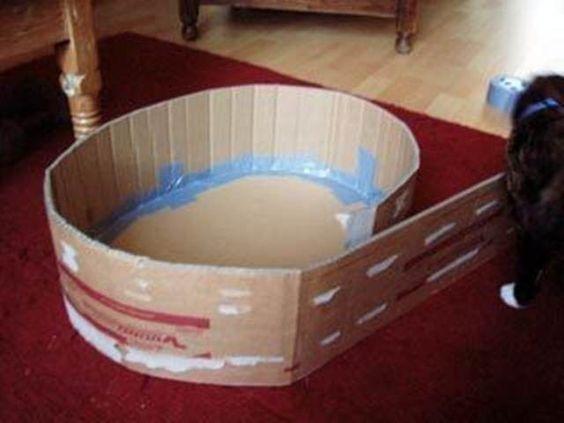 Como hacer una cama para gatos o perritos proyectos que - Como hacer una cama para perro ...