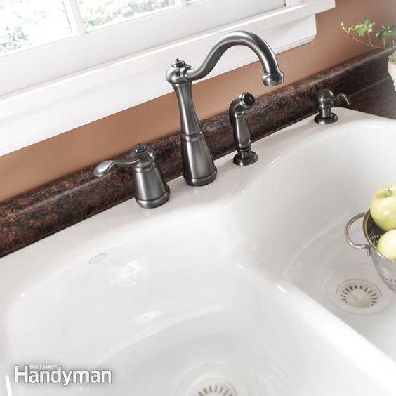 11 Pitfalls Of Sink Replacement  Consideration, The O. Diy White Kitchen Cabinets. Creamy White Kitchen Cabinets. Kitchen Island Made Out Of Dresser. White Kitchen Cabinets Black Granite. Kitchen Bar Stool Ideas. Kitchen Lights Ideas. White Kitchen Towels. Kitchen Cabinet For Small Space