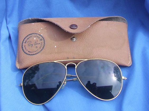 vintage ray ban aviator sunglasses sale  #vintage ray ban aviator b&l golden original #rayban #aviator this is now for sale on ebay for 99 cents. search ebay for item number 121433368096