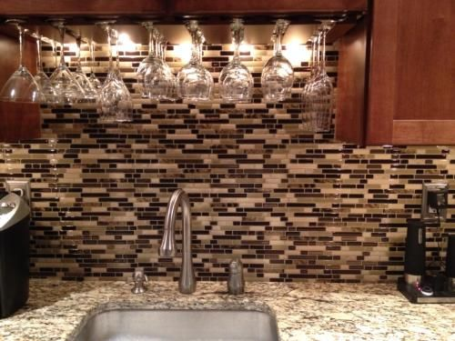 in x in peel and stick mosaic decorative wall tile backsplash in bellagio keystone. Black Bedroom Furniture Sets. Home Design Ideas