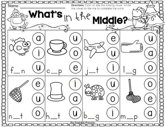Winter Activities and Centers for Kindergarten | Activities for ...