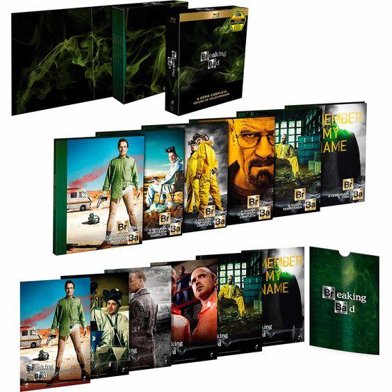 Breaking Bad em Blu Ray no Brasil (FINALMENTE!) #FFCultural #FFCulturalSéries