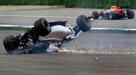 Felipe Massa /2014 GermanGP