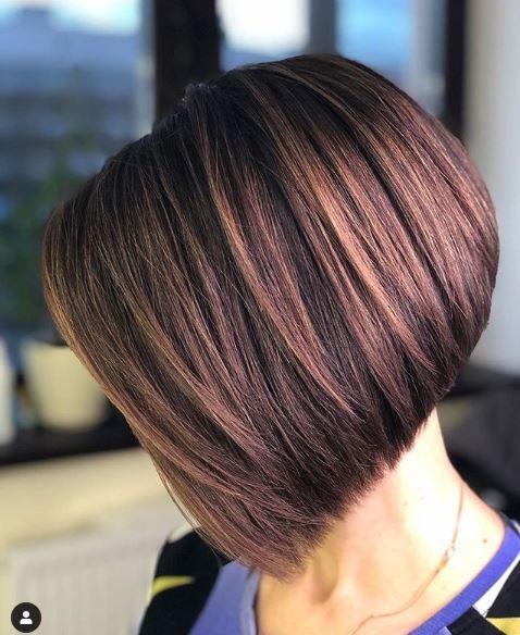 10 Trendy Short Haircuts For Thick Hair Short Thick Hairstyle 2020 2021 In 2020 Haircut For Thick Hair Hairstyles For Medium Length Hair Easy Thick Hair Styles