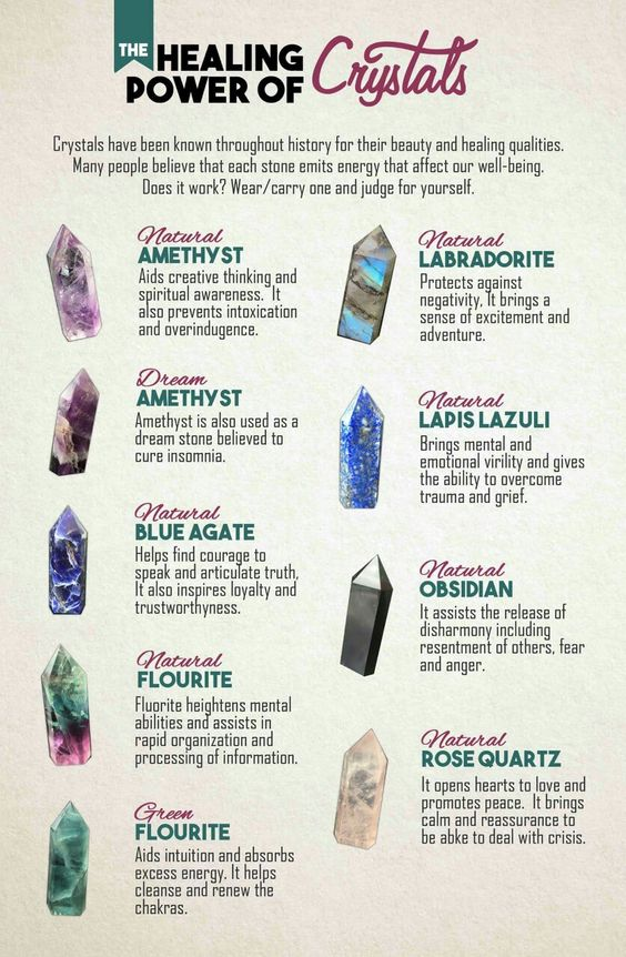 "the-seedling-witch: ""The power of natural crystals is incredible """