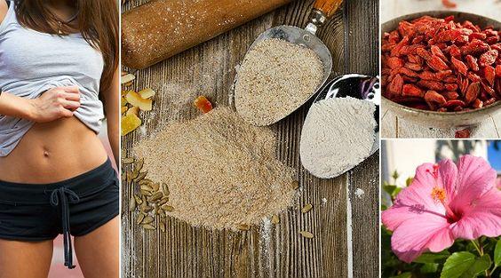 Farinha seca-barriga emagrece e detona gordura; saiba usar - Bolsa de Mulher