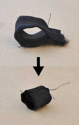 coser pajarita