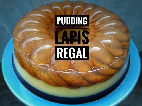 Resep Puding Biskuit Marie Regal Cara Membuat Puding Regal Lapis 3 How To Make Youtube Delicious Desserts Dessert Recipes Agar Agar Pudding Recipe