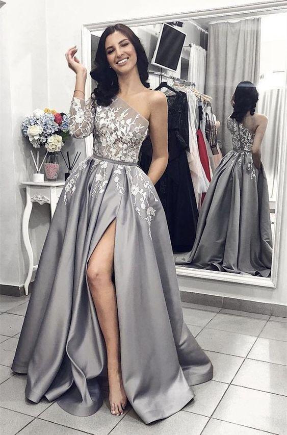 Vestidos Elegantes Largos Rosario Contreras En 2019