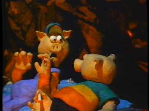 """Green Jello """"Little Pig, Little Pig"""""""