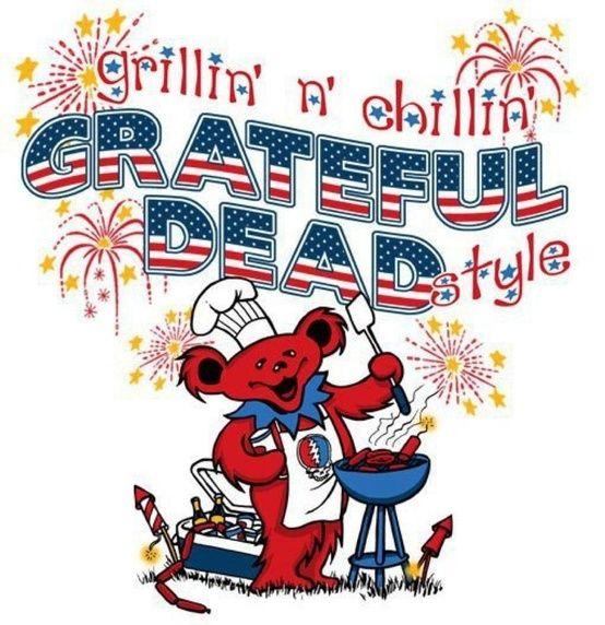 july 4th grateful dead