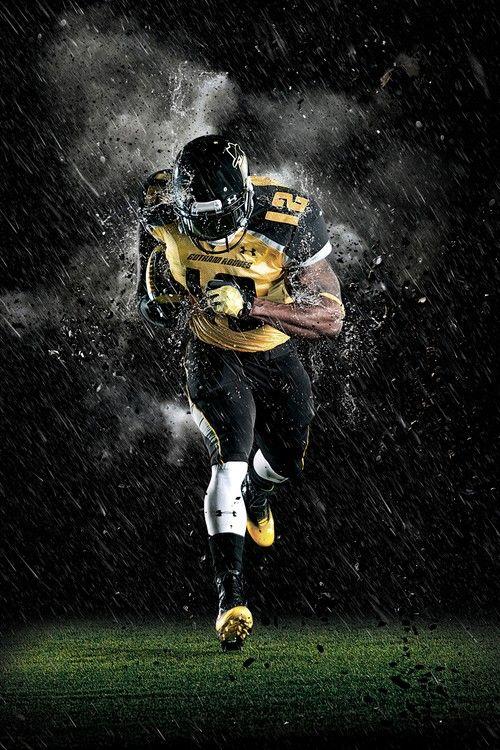 Gotham Rogues Football Poster American Football Players American Football