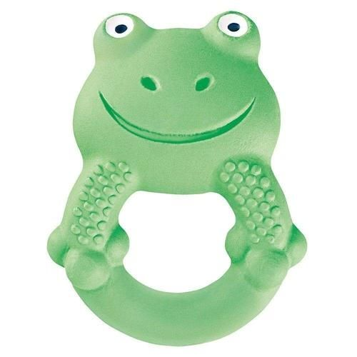 Months MAM Friend Teether Max The Frog Green 4