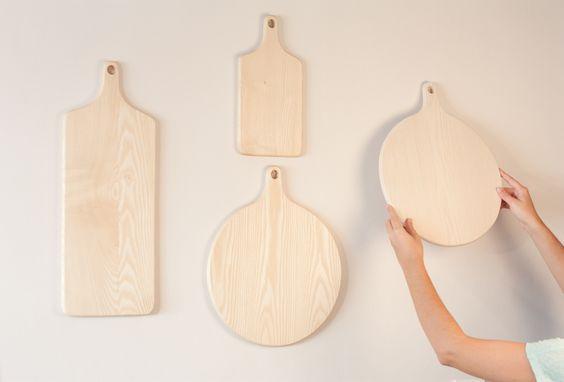 Tablas de madera - Mr & Mrs Morgan