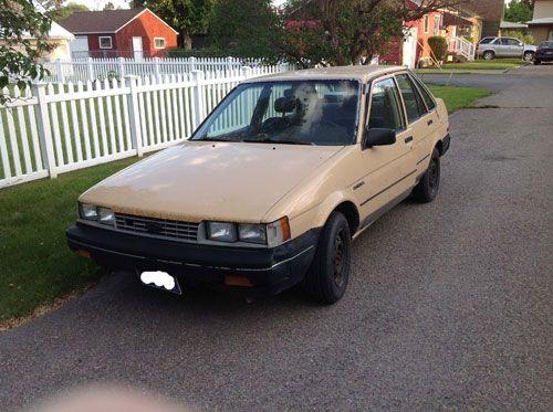 1986 Chevrolet Nova - Kalispell, MT #5698628582 Oncedriven