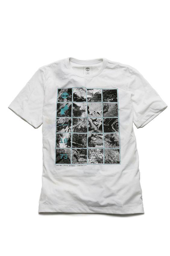 A Camiseta Graphs Maps, feita de 50% de PET, é jovem e perfeita para saídas casuais.  Tags: homem, camiseta, casual, estampa.  http://www.timberland.com.br/confeccao/camiseta-timberland-graphs-maps/prod001-9231-014.html