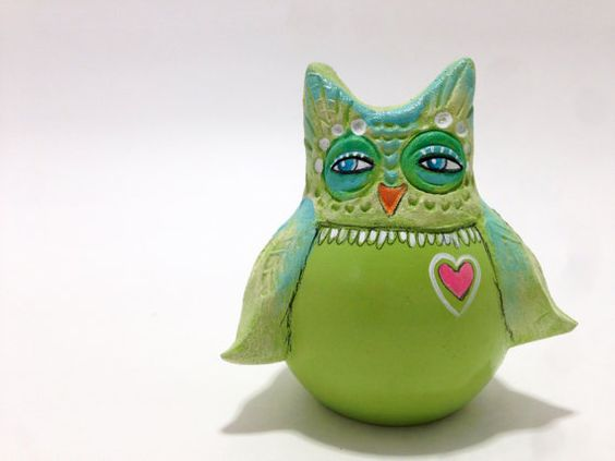 It's a Green Thing by Miss Angie on Etsy