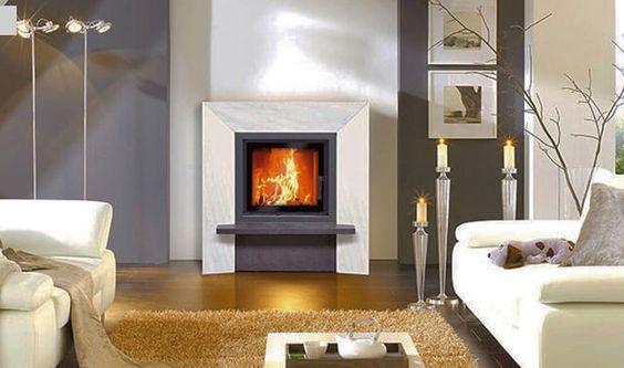 Kaminbausatz Camina N9 #herbst#kamin#wärme#feuer#heizung - design heizung wohnzimmer