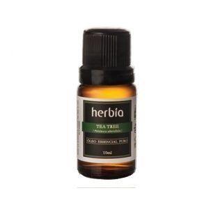 Óleo Essencial de Tea Tree 10ml - Herbia