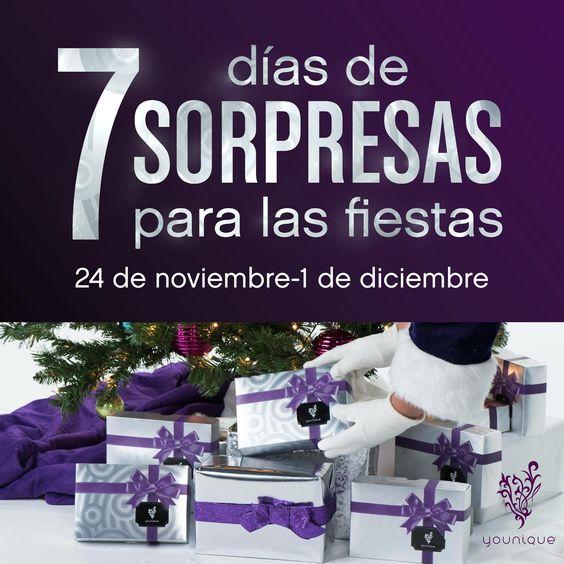 Las mejores promociones del año con Younique están aquí No las puedes dejar pasar.  Del 24 de Nov al 1 de Diciembre  Durante 24 hrs. Kits especiales con descuentos de hasta un 30% !!!  http://www.youniqueproducts.com/ByLizzSampayo