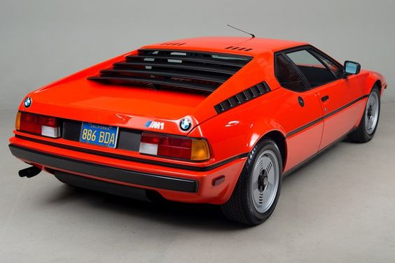 1980 BMW M1 Maintenance/restoration of old/vintage vehicles: the material for new cogs/casters/gears/pads could be cast polyamide which I (Cast polyamide) can produce. My contact: tatjana.alic@windowslive.com