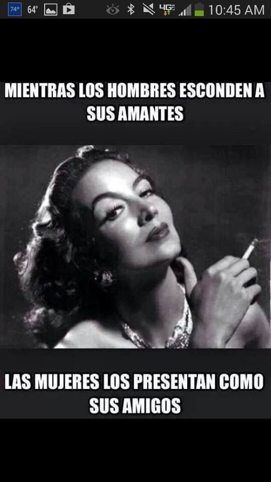 http://compartirvideos.es Maria Felix meme.... So true ! #compartirvideos #imagenesdivertidas