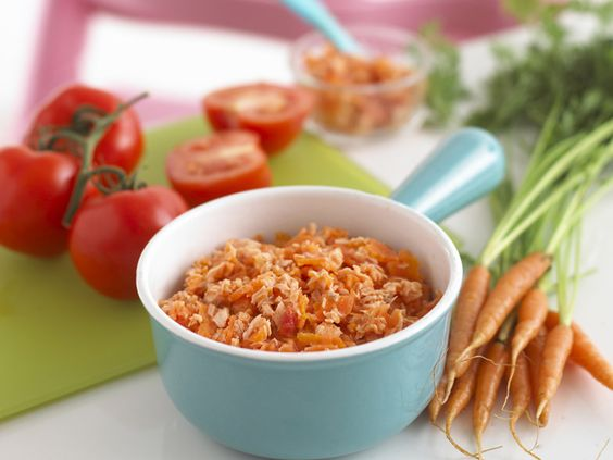 Salmon with Tomato and Sweet Potato Sauce   Recipe   Salmon, Essential ...