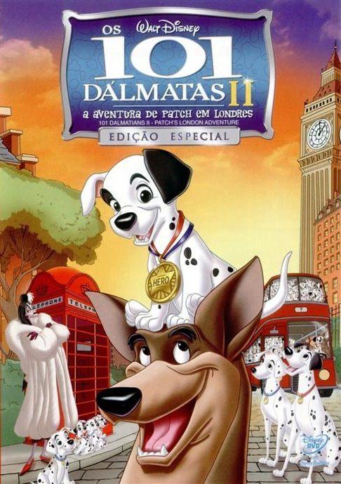 101 Dalmatas 2 Capas De Filmes Filmes Disney
