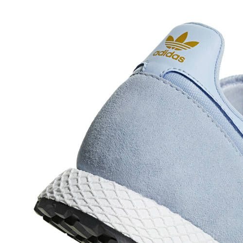 adidas originals Forest Grove sneakers lichtblauw (met ...