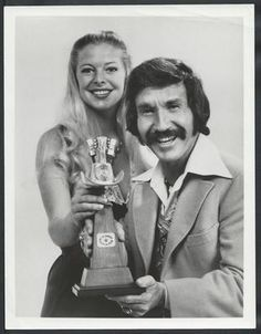 Marty Robbins Wife and Family | Marty Robbins (1976)