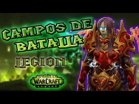 World of Warcraft | DK ESCARCHA - Esto ya es OTRA COSA! - PvP Campos de Batalla | LEGION - Best sound on Amazon: http://www.amazon.com/dp/B015MQEF2K -  http://gaming.tronnixx.com/uncategorized/world-of-warcraft-dk-escarcha-esto-ya-es-otra-cosa-pvp-campos-de-batalla-legion/