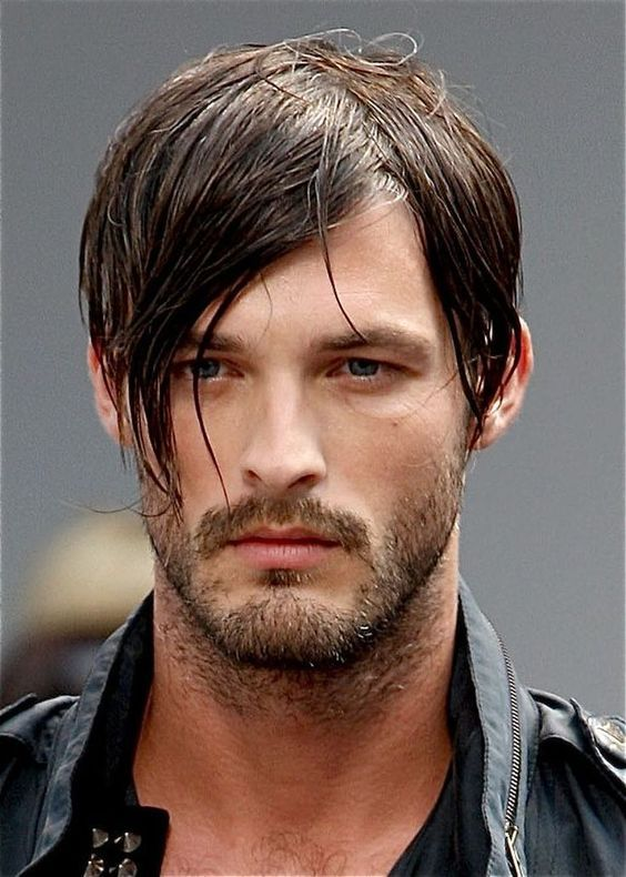 Winter Hairstyles For Men Medium Length To Long Hairstyles Long Hair Styles Men Mens Hairstyles Short Top Hairstyles For Men