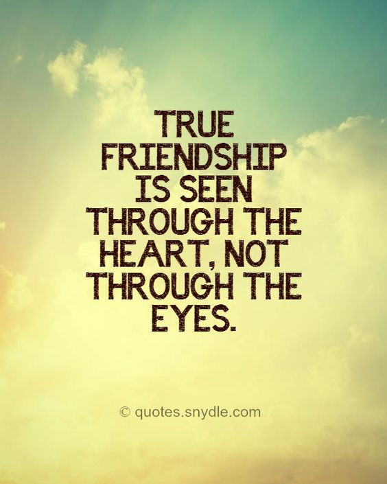 Quotes On Wah A True Friend Is: Pinterest • The World's Catalog Of Ideas