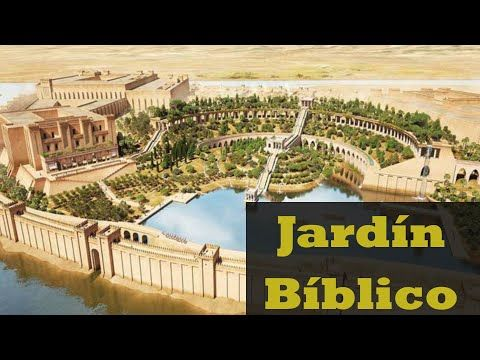 El Jardín Del Edén Bíblico Dónde Estaba Qué Queda Del Paraíso Youtube En 2021 Jardin Del Eden Jardines Edén
