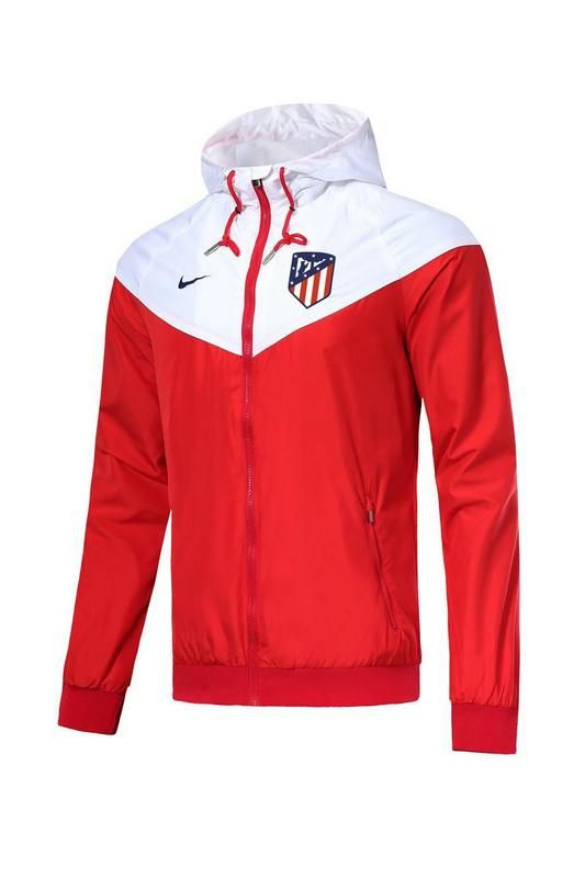 Nike Atletico Madrid 2018//19 Men/'s Authentic Woven Windrunner Jacket New M and L