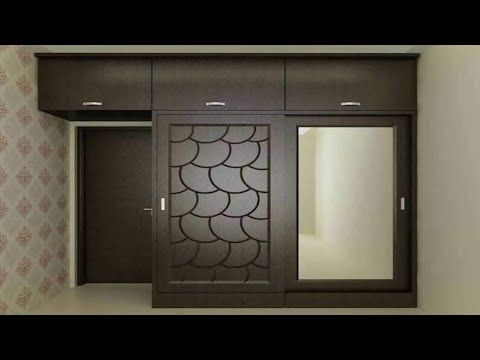 Latest 100 Bedroom Cupboards Modern Wardrobe Designs 2020 Home Decor Youtube In 2020 Cupboard Design Wardrobe Interior Design Wardrobe Design Bedroom