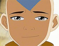 """""""I've been going through a really hard time lately. But you've made me hopeful again."""" - Aang"""