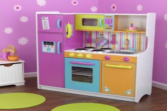 Gaveta Virtual: Mini cozinhas