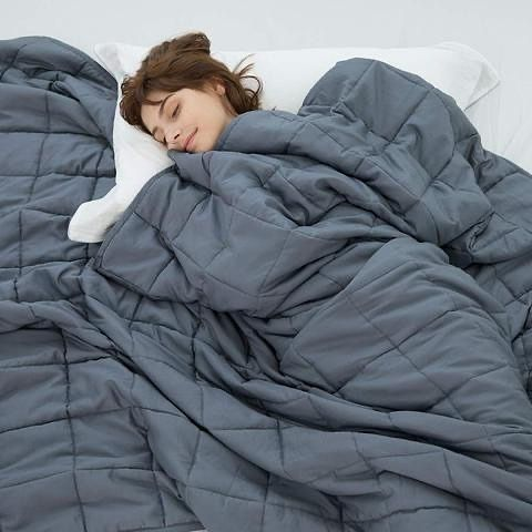 So How Does A Weighted Blanket Work Glad You Asked Https Over