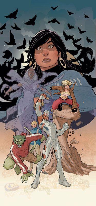 Teen Titans - Earth One