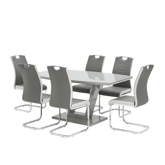 Dining Furniture Furniture Dining Dining Furniture Sale Dining Furniture Sales Online Dining Furnitu Gray Dining Chairs Glass Dining Table Dining Table
