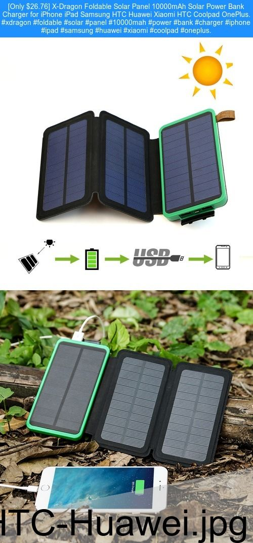 Only 26 76 X Dragon Foldable Solar Panel 10000mah Solar Power Bank Charger For Iphone Ipad Samsung Htc Huawei Xi Solar Power Bank Power Bank Charger Oneplus