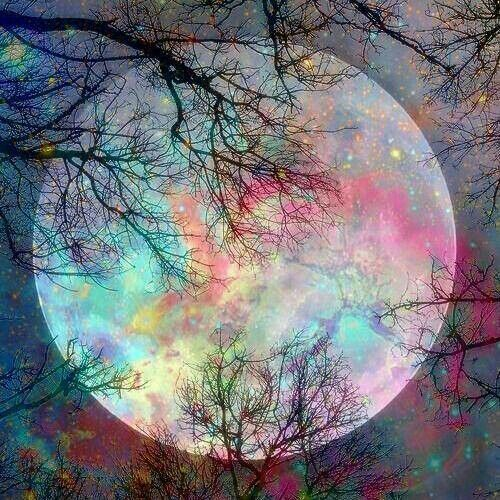Moon Colours Dp Nature Photography Beautiful Nature Beautiful Landscapes