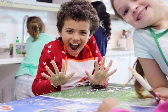 Curso Kids in The Kitchen by Nuchef. Fotografía y texto por Brenda Cervantes.